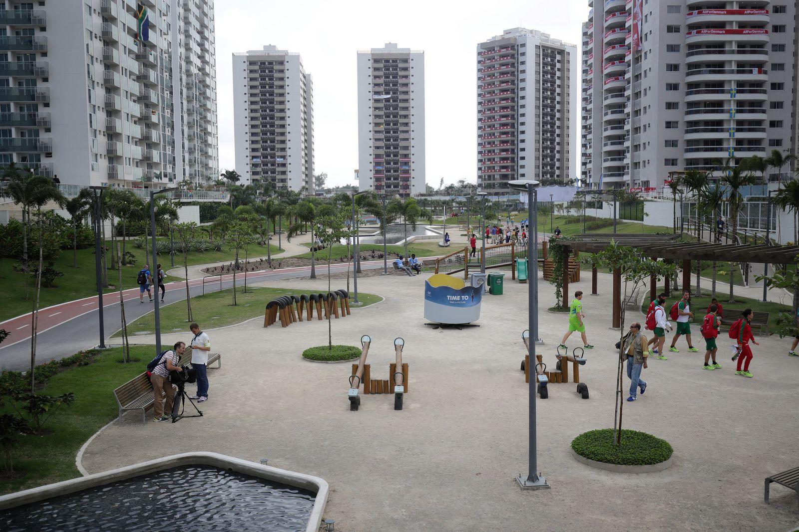 Rio 2016 - Olympic Village