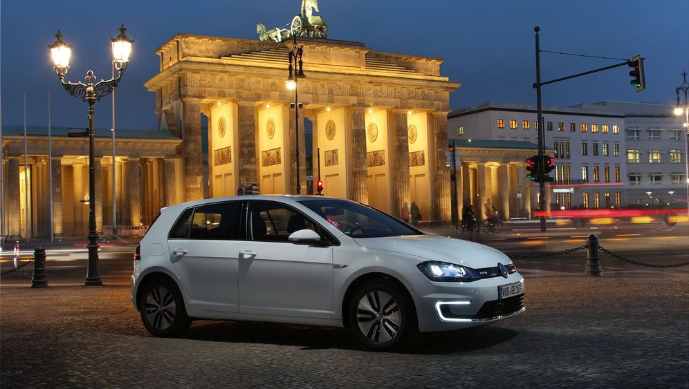 Autogramm VW e-Golf: Das Debüt