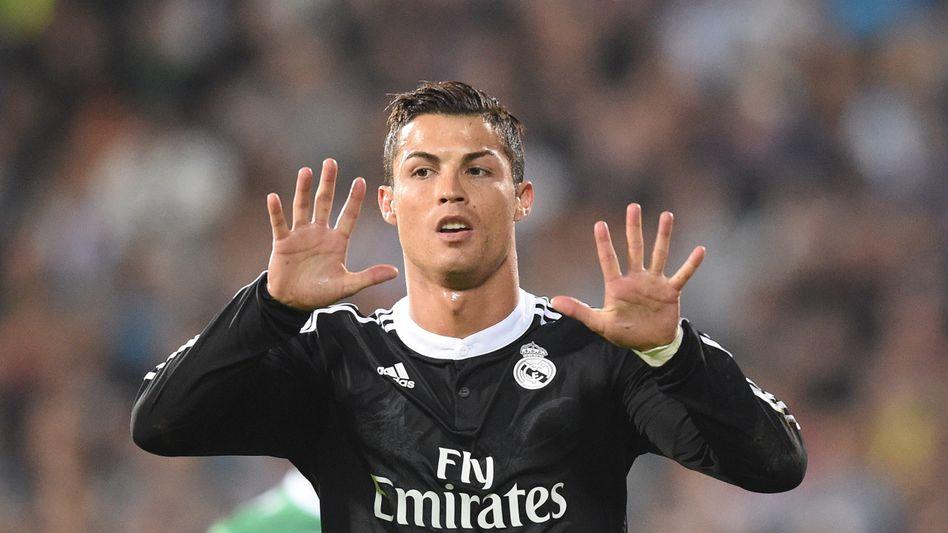 Ronaldo: teuerster Spieler der Welt