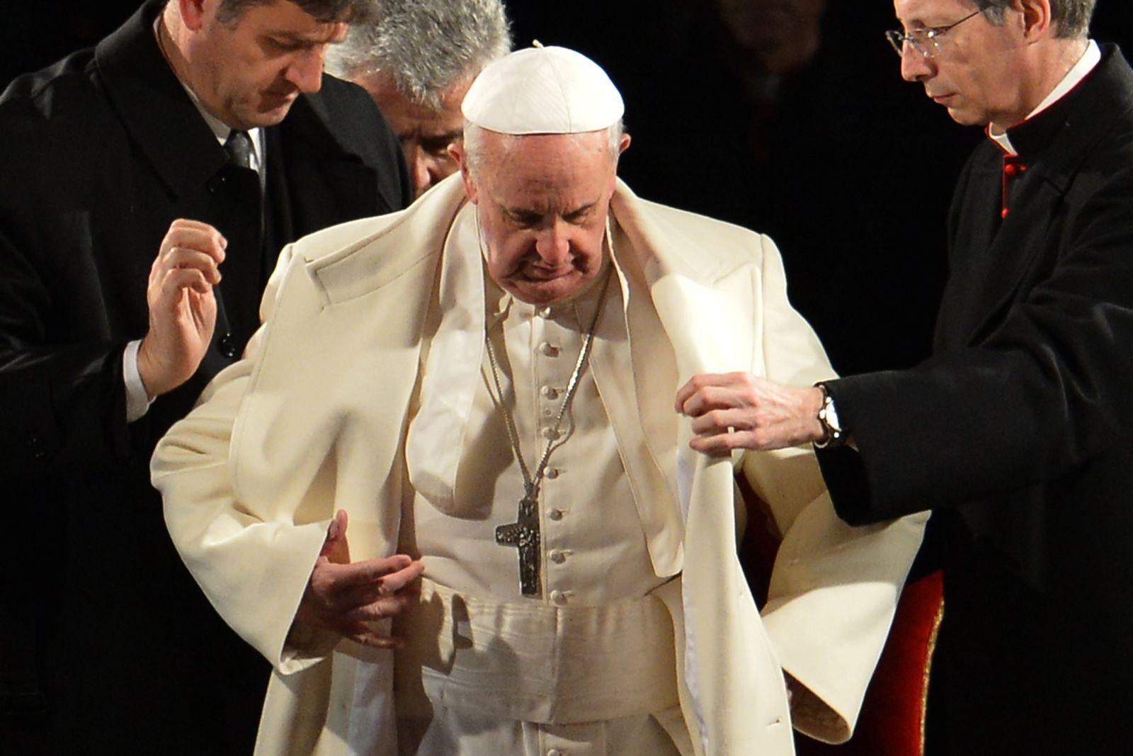 Papst Franziskus Rom