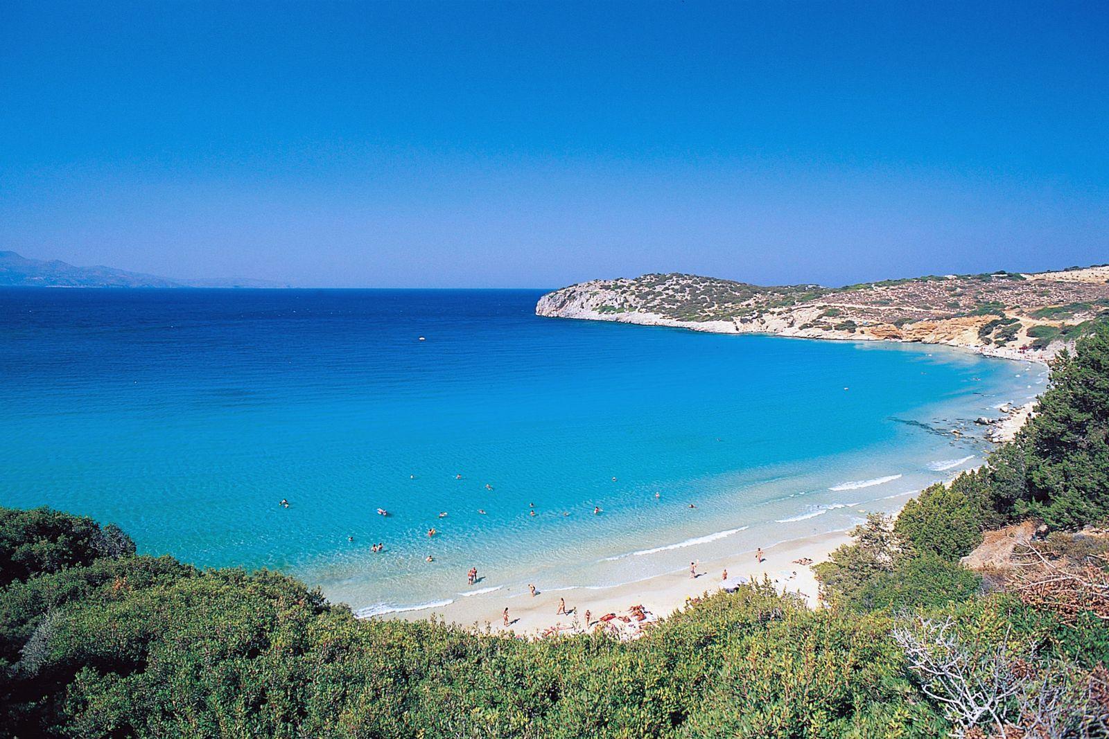 EINMALIGE VERWENDUNG Kreta/ Gournia
