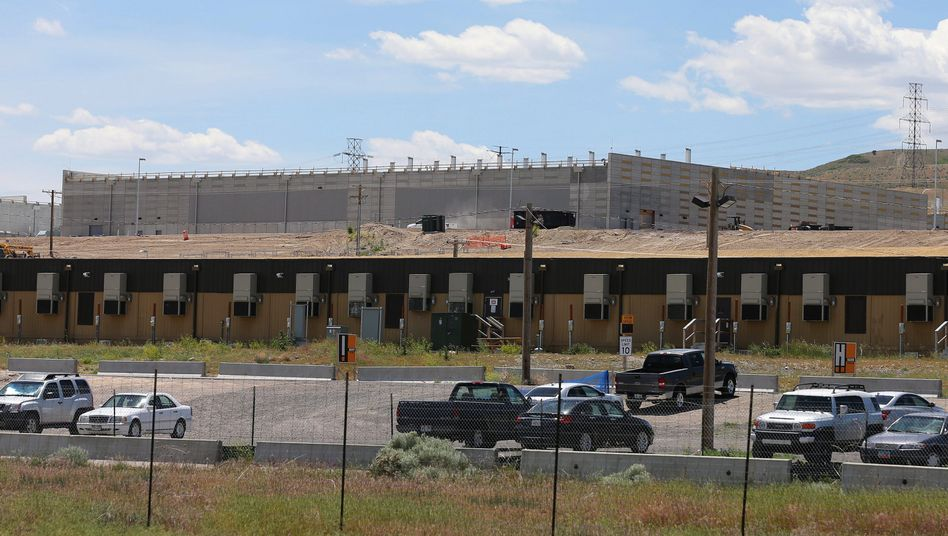 NSA-Zentrale in Utah: Bürgerrechtler laufen Sturm gegen Abhörsysteme
