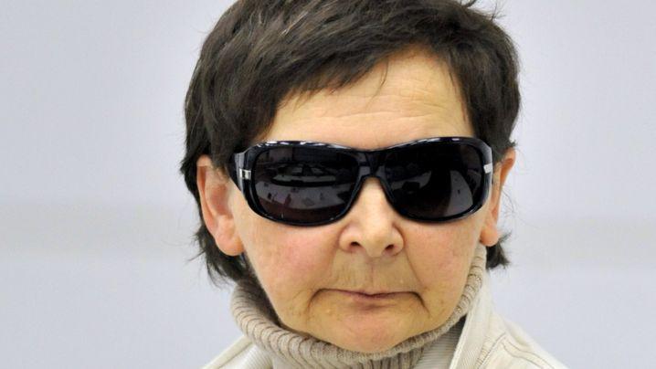 Verena Becker in Stammheim: Ex-Terroristin vor Gericht
