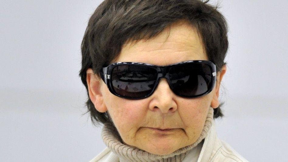 RAF-Prozess in Stammheim: Verena Becker schweigt zum Buback-Mord