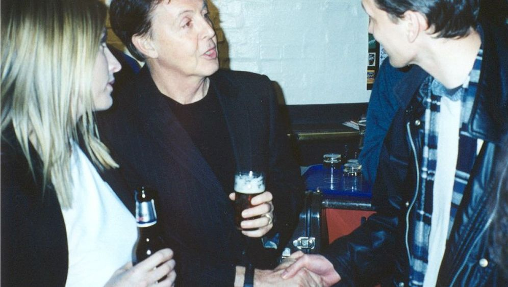 Mein Lehrer: Paul McCartney