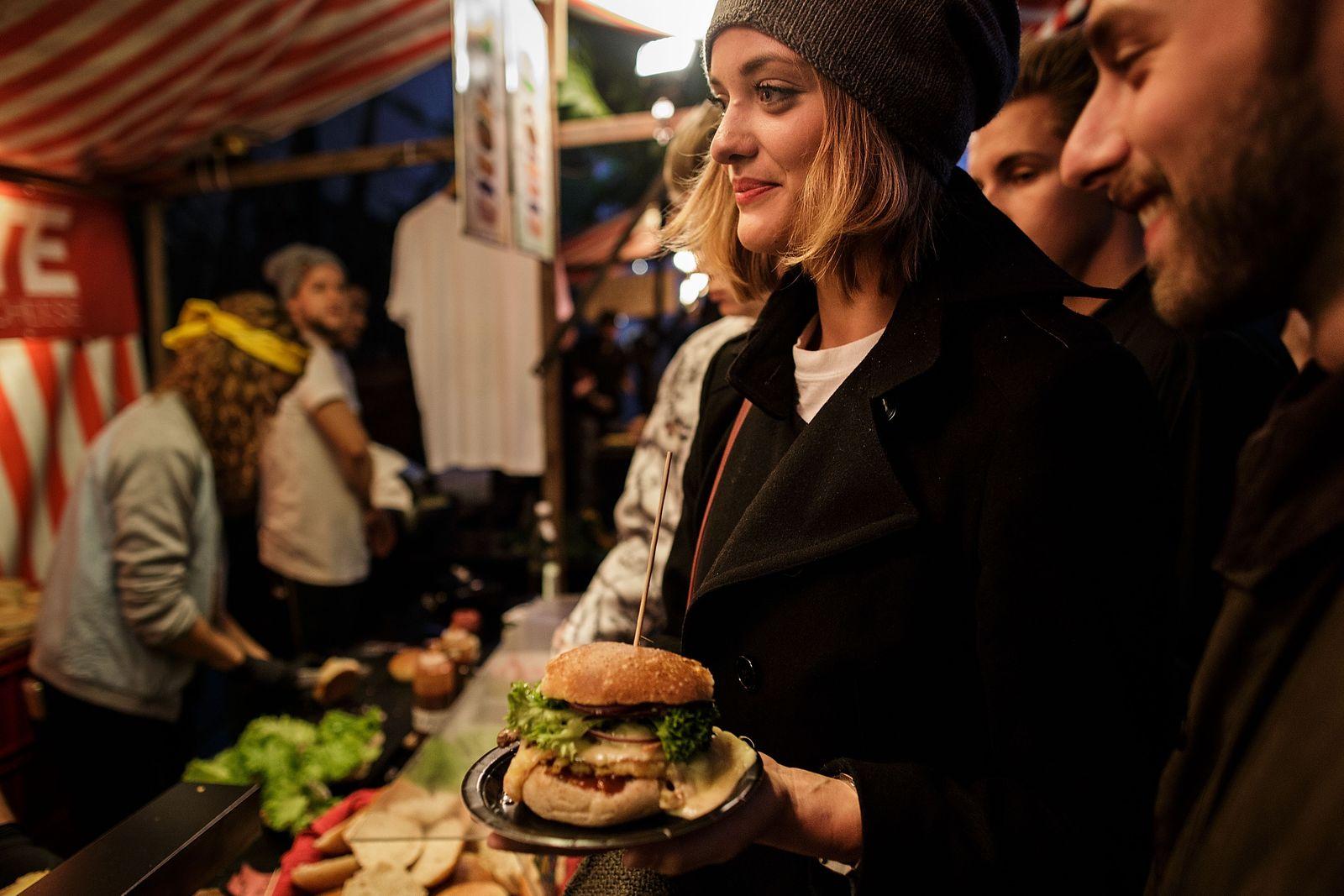 EINMALIGE VERWENDUNG DER SPIEGEL 44/2014 SPIN p80 Burger-Bewegung