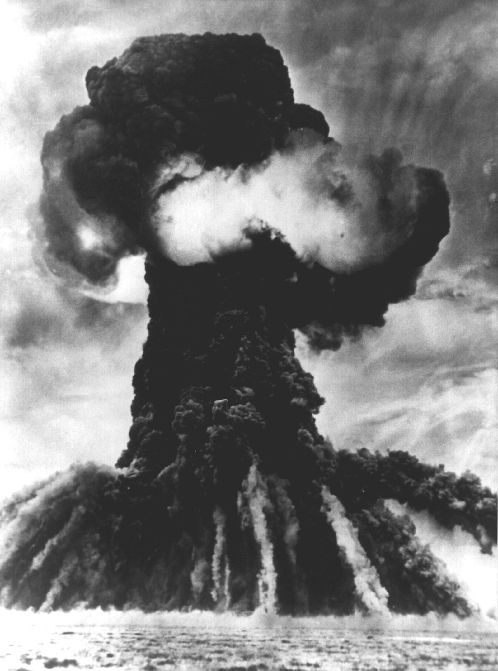 Atomtest/Semipalatinsk/Sowjetunion