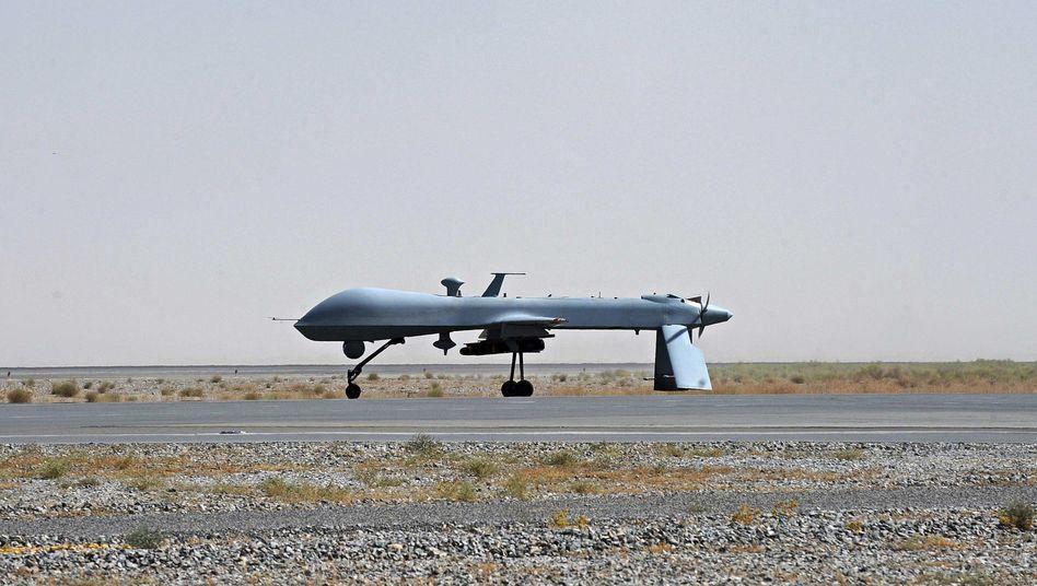 """""""Predator""""-Drohne: Bald auch Einsatz in Westafrika?"""