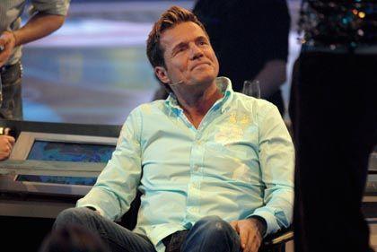 Musikproduzent Dieter Bohlen: Man kann ihm nicht vorwerfen, nur eine Rolle zu spielen.