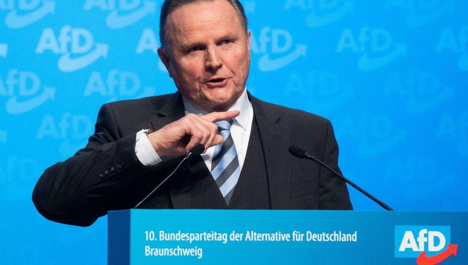 """Landeschef Pazderski: """"Der Parteitag muss natürlich abgesagt werden"""""""