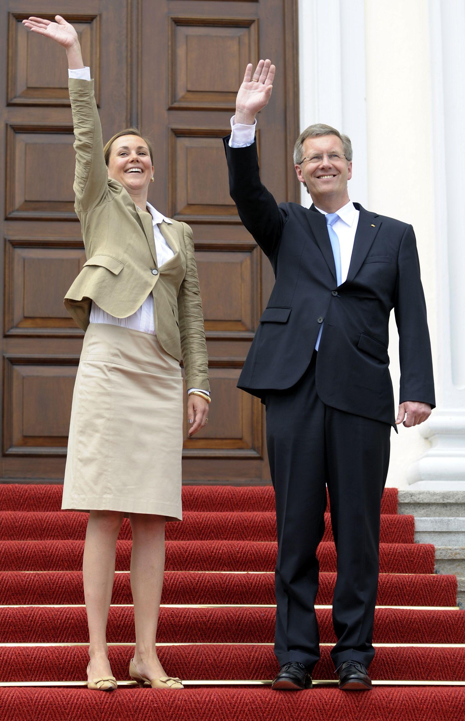 NICHT VERWENDEN Wulff Christian und Bettina