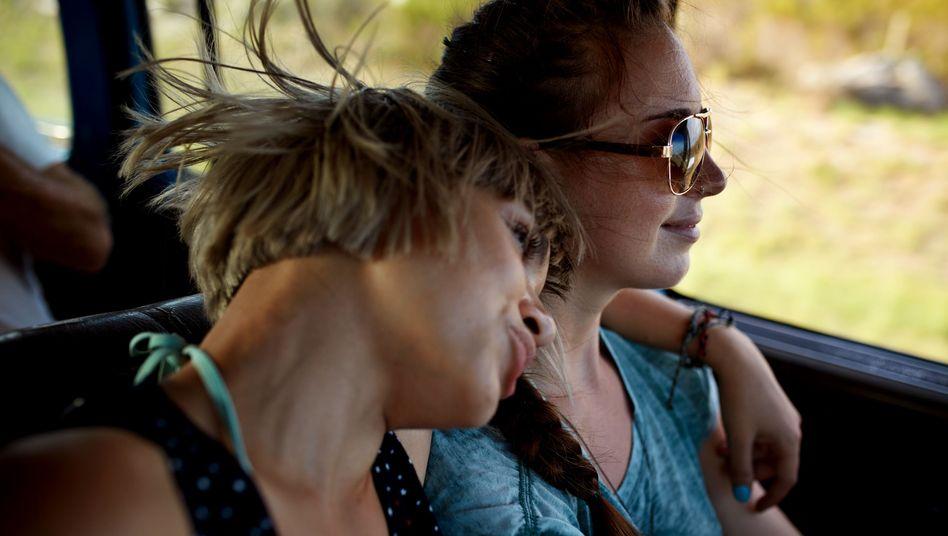 Freundinnen on the road