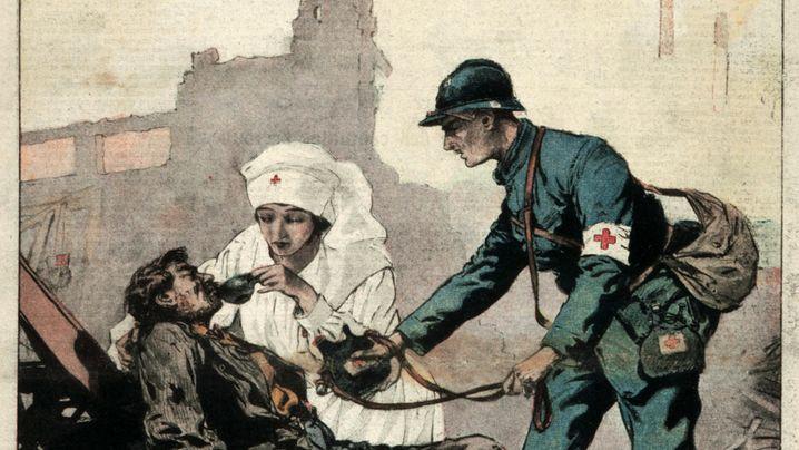 Von der Wucht einer kleinen Atombombe – die Explosion in Oppau 1921