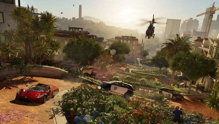 "Action-Adventure: So sieht ""Watch Dogs 2"" aus"