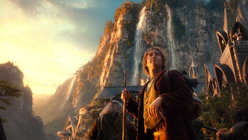 """Neues aus Mittelerde: Eindrücke aus Peter Jacksons """"Der Hobbit"""""""