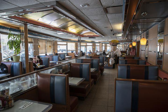 """Ebenfalls vom Ende bedroht: Der """"Kellogg's Diner"""" in Brooklyn"""