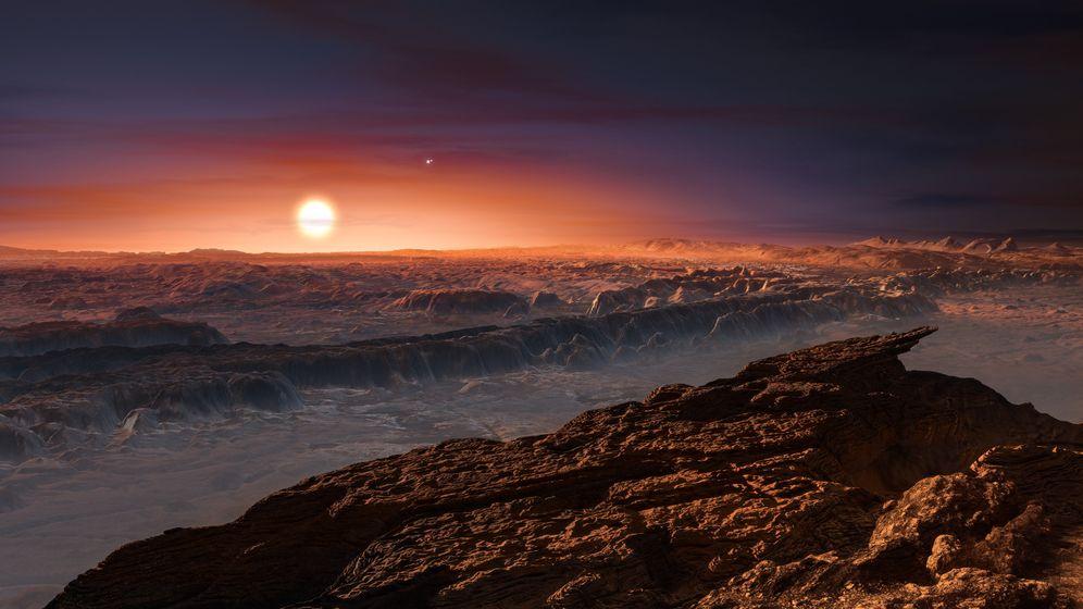 Proxima Centauri b: Der nächstgelegene Exoplanet
