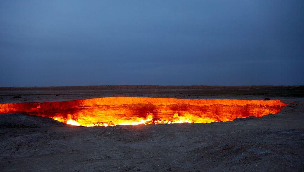 Glühender Boden: Feueralarm unter der Erde