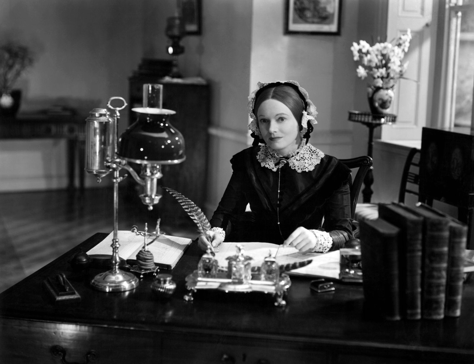 THE LADY WITH THE LAMP, Anna Neagle, 1951