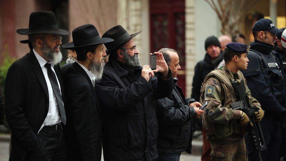 Jüdisches Viertel in Paris: Die Angst wohnt im Marais
