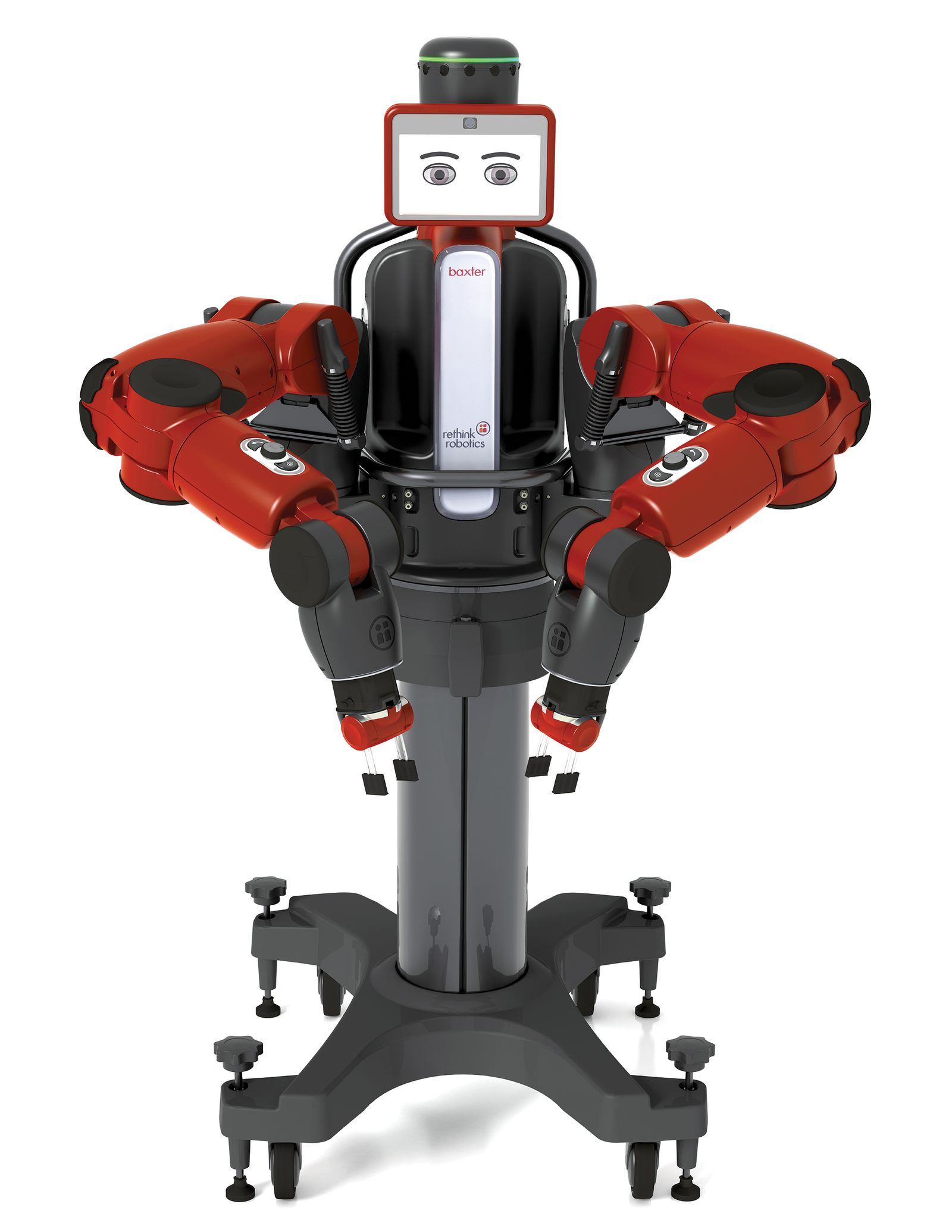 EINMALIGE VERWENDUNG 1000 Roboter/ Baxter