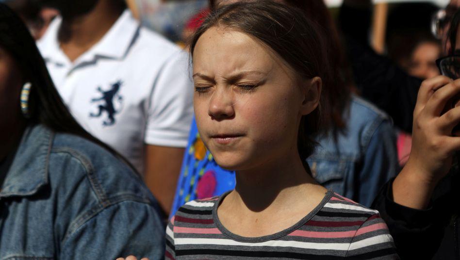 Klima-Aktivistin Greta Thunberg: Wer ist schon perfekt?