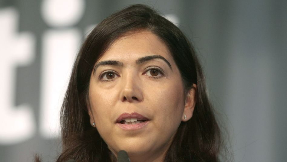 Meteoric career: Aygül Özkan, Lower Saxony's new minister for social affairs.
