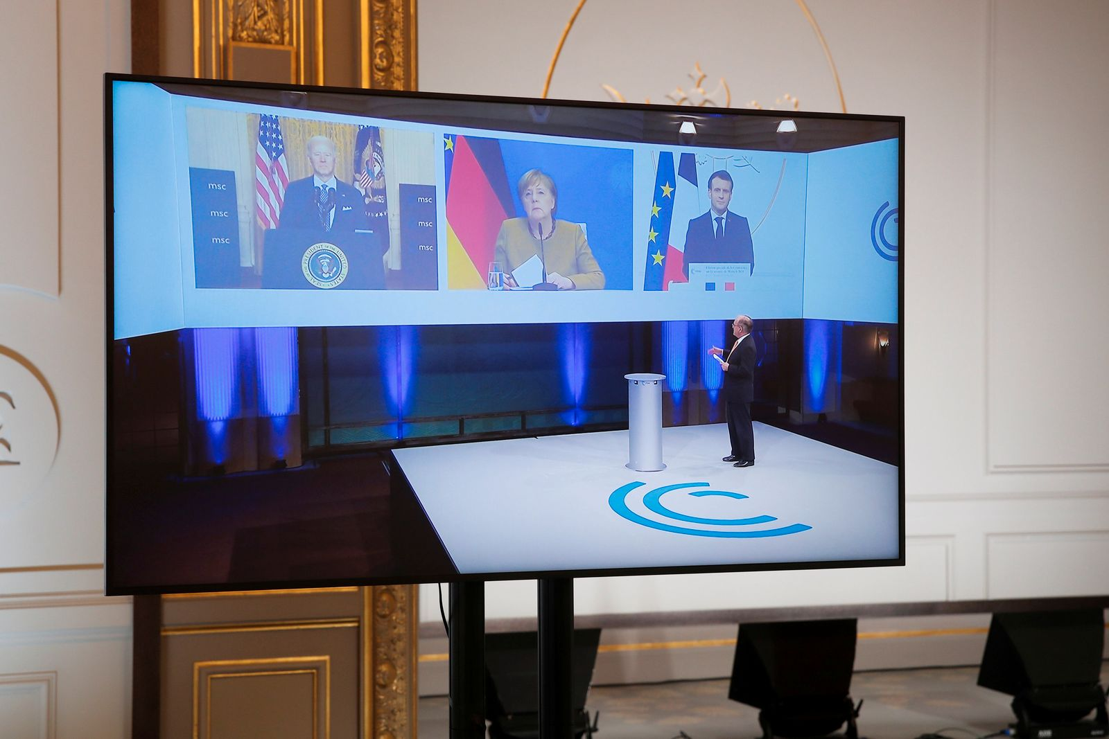 France Munich Security Conference