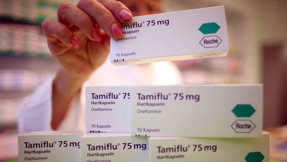 Forscher kritisieren Roche: Grippemittel Tamiflu wirkt weniger gut als behauptet