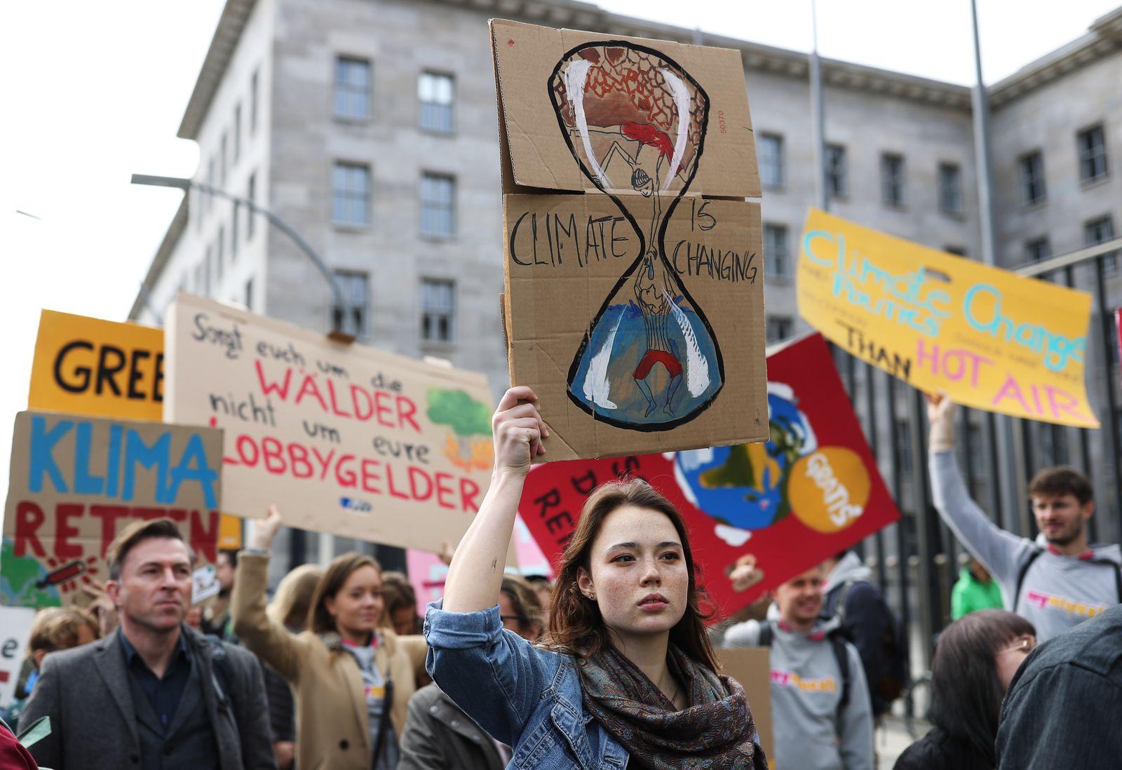 Global Climate Strike: Berlin