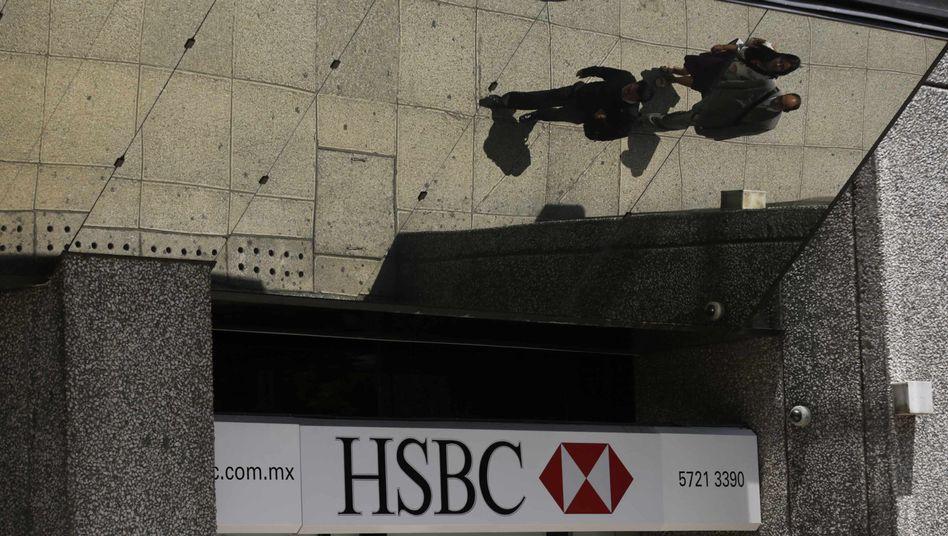 HSBC Bank in Genf: Schwarzgeld gehortet