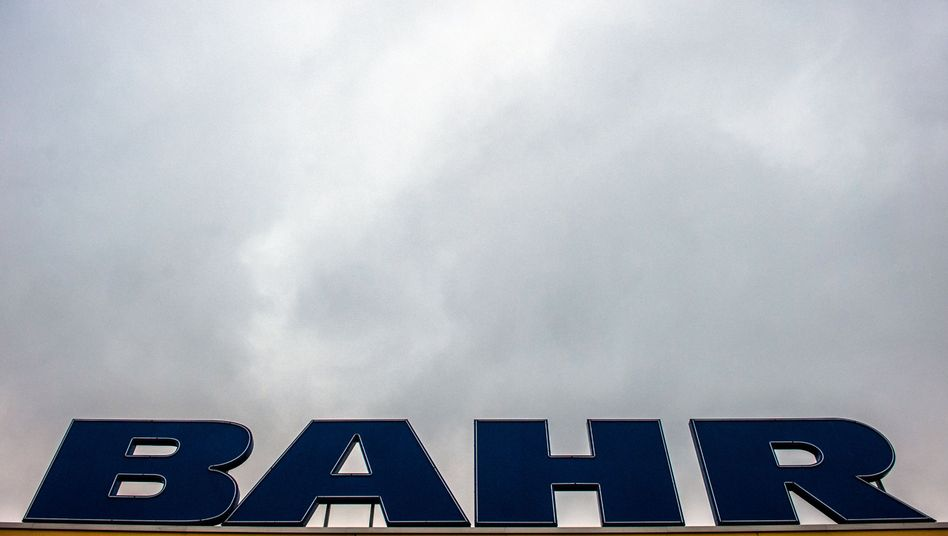 Max-Bahr-Filiale: Der Ausverkauf hat begonnen