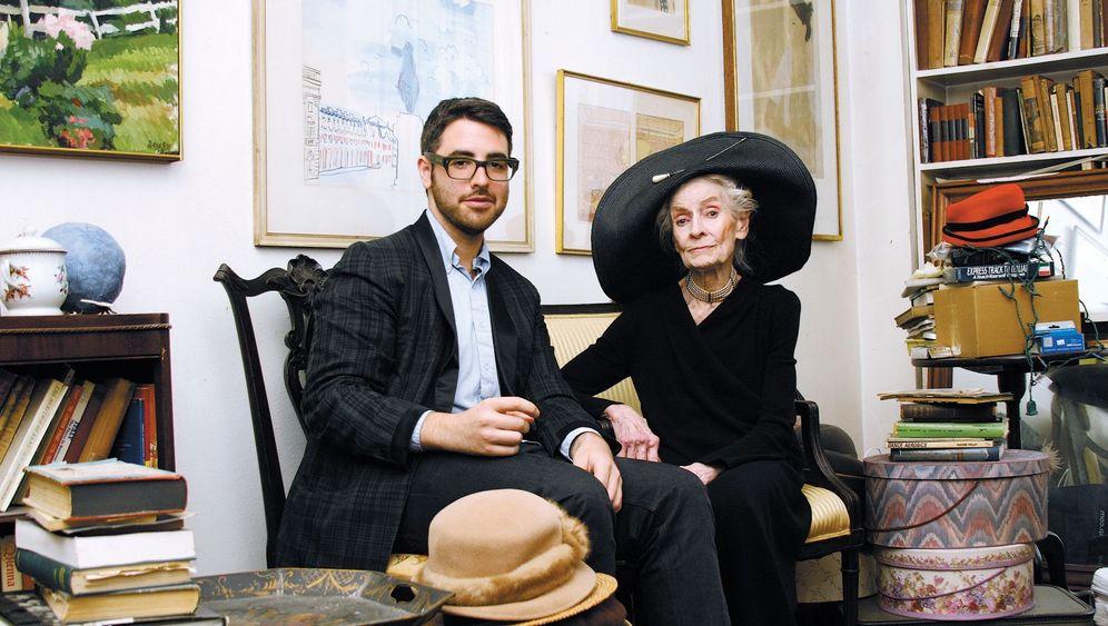 Modeblogger Cohen: Cool wie Methusalem