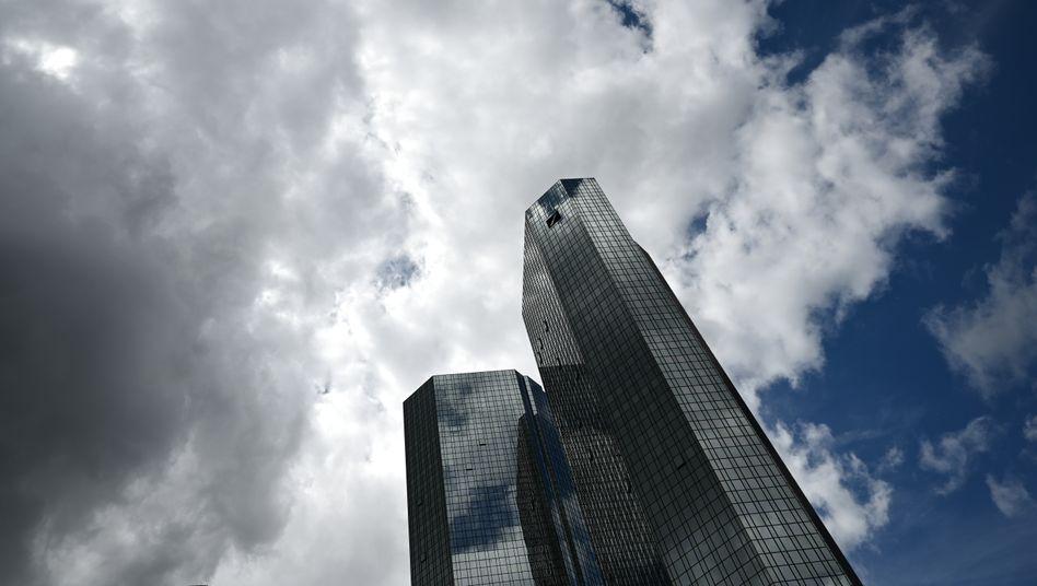 La sede della Deutsche Bank a Francoforte.  Secondo una sentenza della Corte federale di giustizia, l'azienda prevede costi elevati