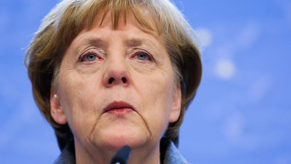 Bundeskanzlerin Merkel in Brüssel: Auflagen sollen Ukraine nicht destabilisieren