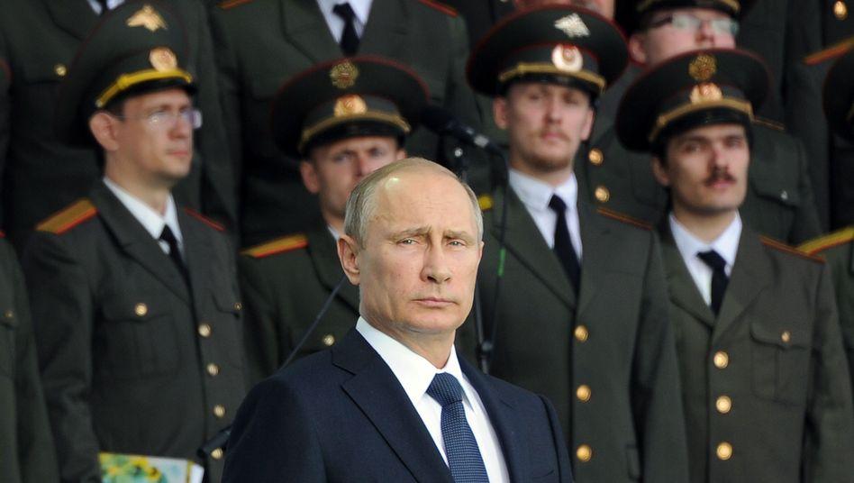 Russlands Präsident Putin: Einfache Antworten auf die Katastrophe