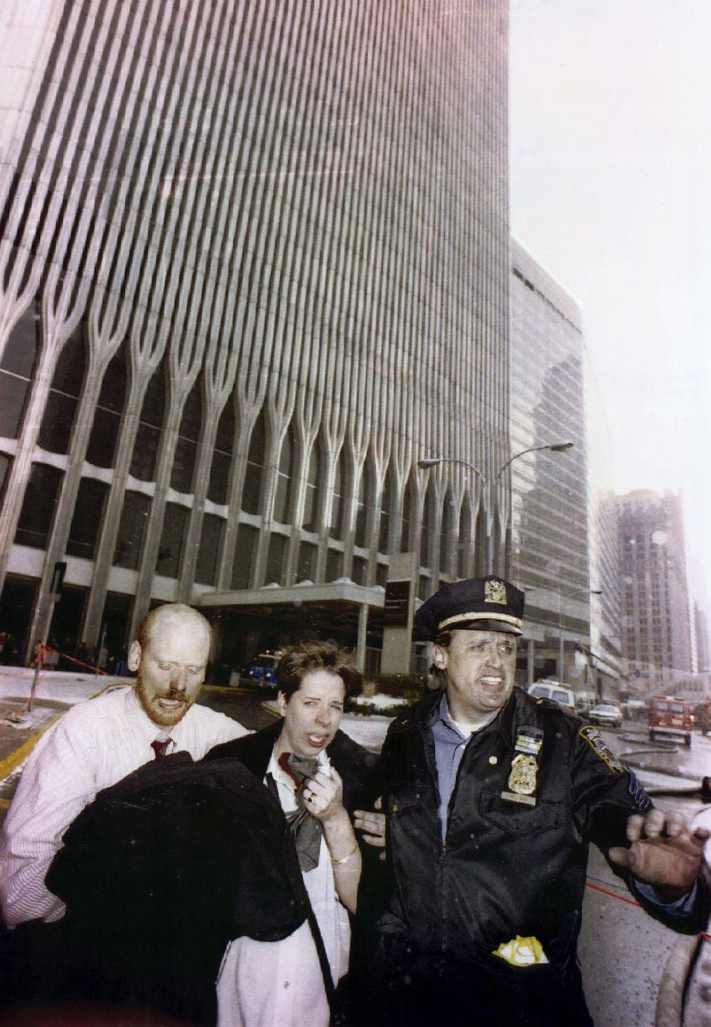 world trade center überlebende polizisten
