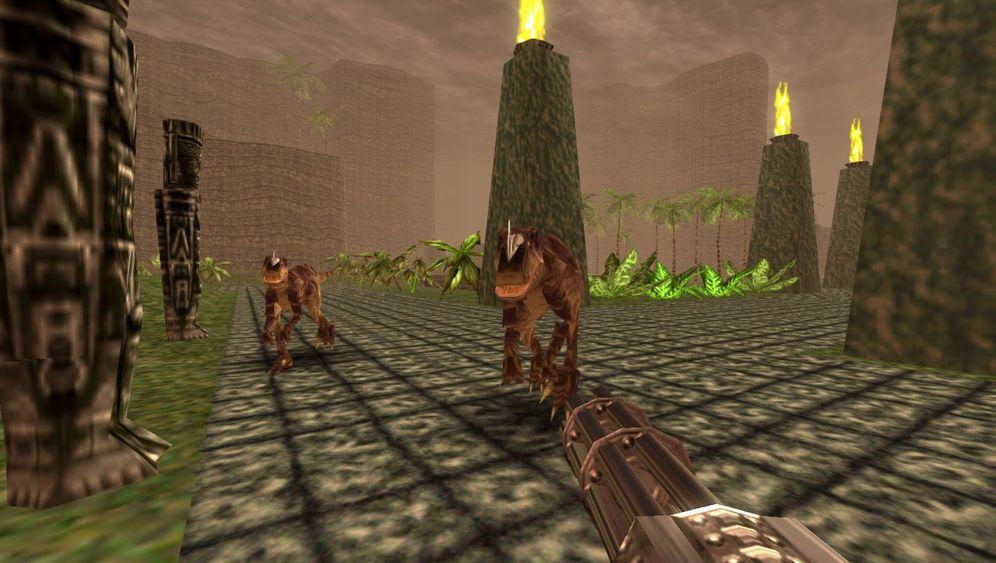 Reise in die Vergangenheit: Die bekanntesten Dino-Spiele