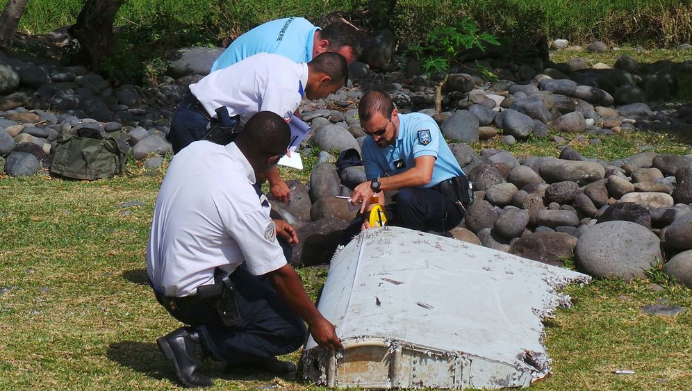 Wrackteil von MH370: Das Rätsel von La Réunion