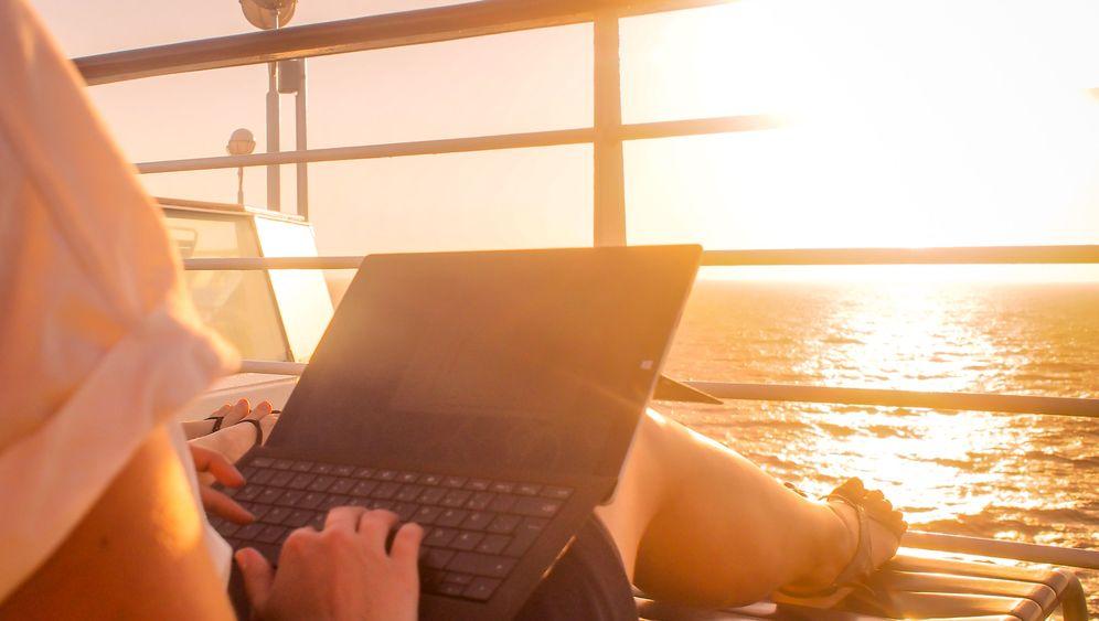 Im Kreuzfahrtschiff nach Brasilien: Sie nennen es Arbeit