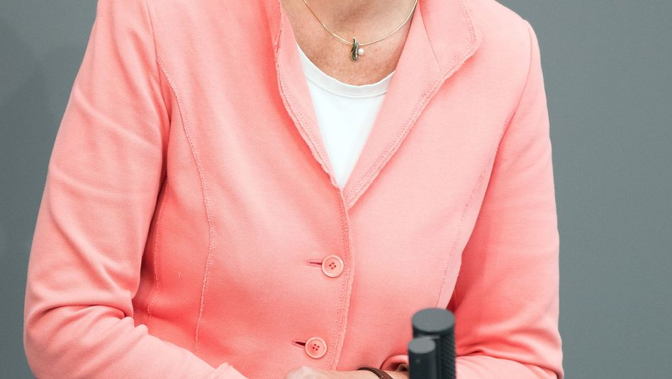 Anja Karliczek (CDU), Bundesministerin für Bildung und Forschung