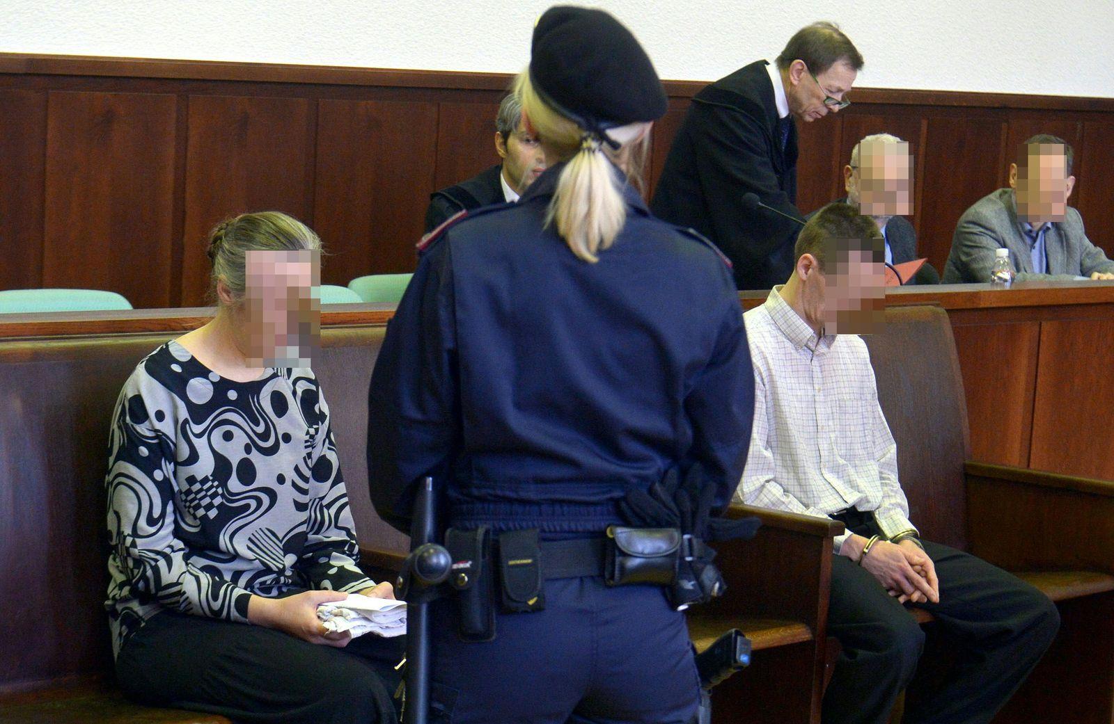 Mordprozess gegen Deutsche in Österreich