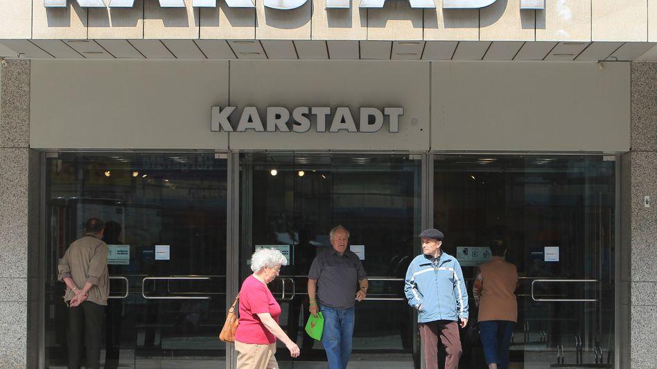 Karstadt-Filiale: Unternehmen plant heftigen Stellenabbau