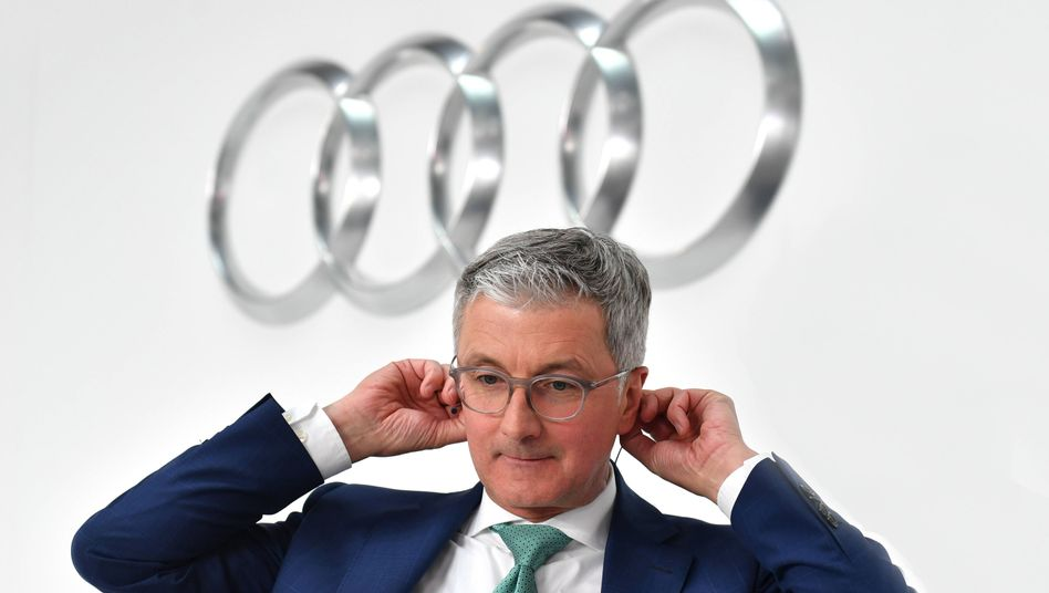 Ex-Audi-Chef Stadler
