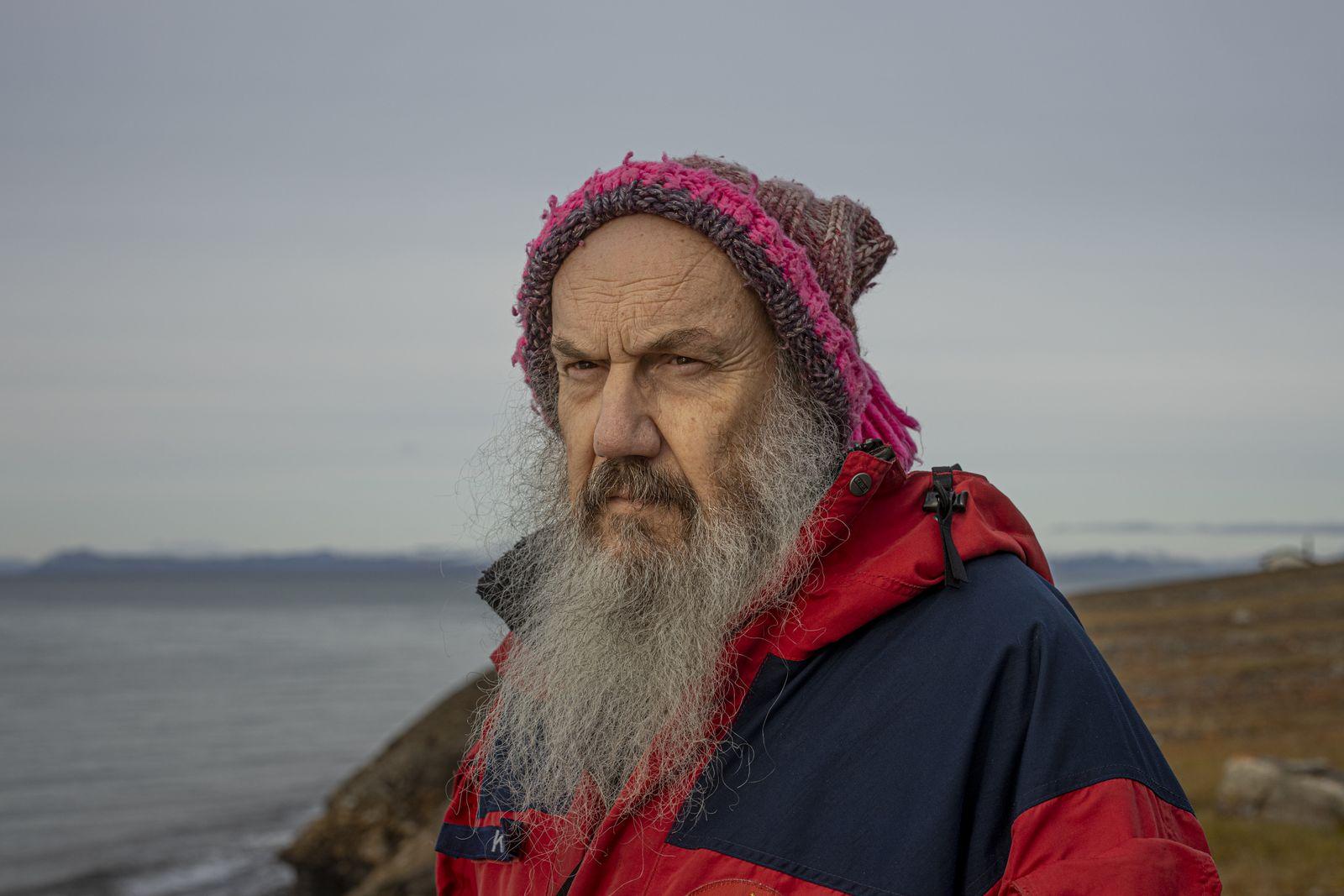 EINMALIGE VERWENDUNG SP 41/2019 S. 84 - Kim Holmen - Bedrohung aus dem Eis - Polarforscher Kim Holmén