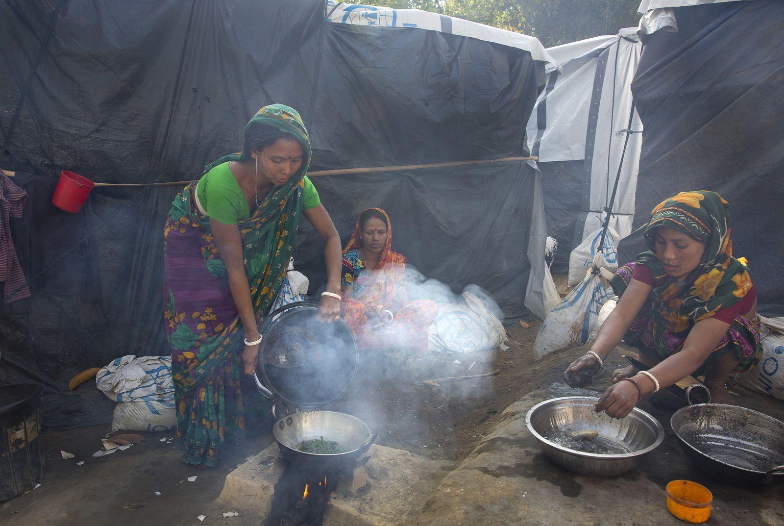 Myanmar Hindu Massacre
