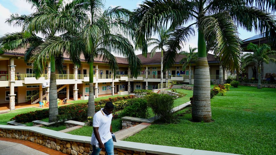 Ashesi University is among the best institutions of higher learning in Africa.