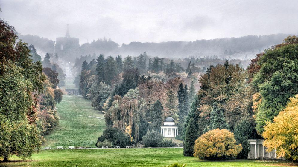 Kassel statt Kanada: In der Coronazeit bereisten die Deutschen vor allem ihre Heimat – etwa den Bergpark Wilhelmshöhe