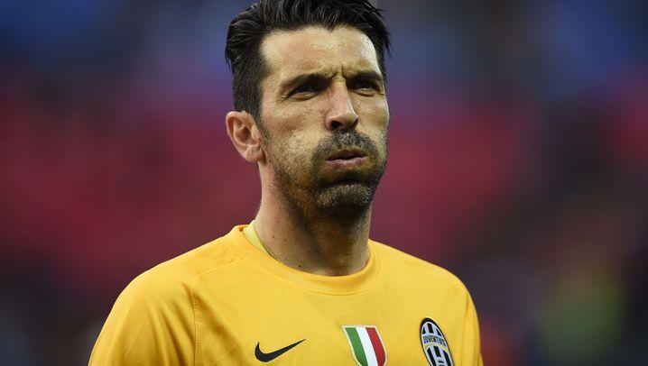 Juventus Turin in der Einzelkritik: Sehen die alt aus!