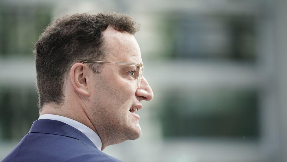 Bundesgesundheitsminister JensSpahn
